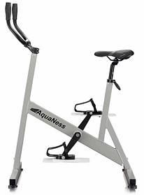 Велотренажер для бассейна AquaNess V3