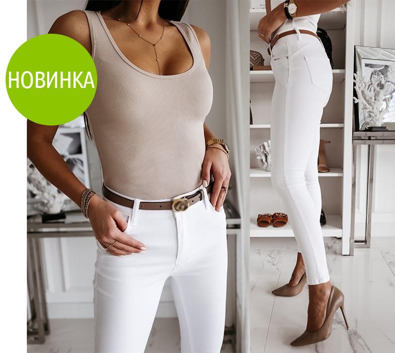 """Стильные женские брюки узкие """"Lavan""""  Норма"""
