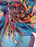 Большой стильный платок из шифона (цв.7), фото 4