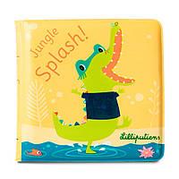 Книга для ванной Lilliputiens крокодил Анатоль 83092, КОД: 1668637