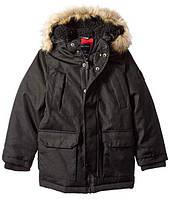 Підліткова зимова куртка Nautica на хлопчика, Black