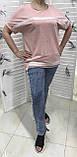 Женский модный летний практичный костюм. Женская одежда., фото 4