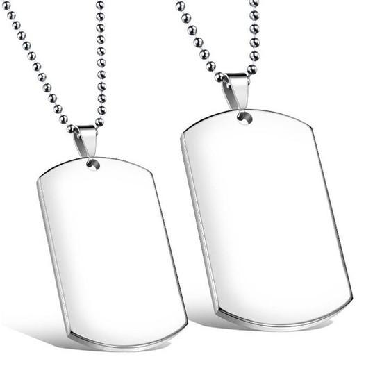 """Парные армейские жетоны под гравировку """"Медальоны Победителей"""" (2.5 мм в наличии)"""
