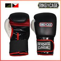 Тренировочные боксерские перчатки RING TO CAGE GelTech Super Bag Gloves