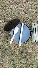 Сковорода з диска, борони 60см на ніжках, фото 3