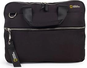 Сумка для ноутбука National Geographic Research, черный