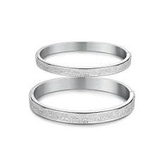 Парні браслети для двох закоханих медична сталь