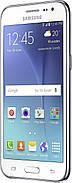 Samsung Galaxy J2 Duos J200 White 1/8GB Grade C, фото 3