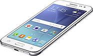 Samsung Galaxy J2 Duos J200 White 1/8GB Grade C, фото 9