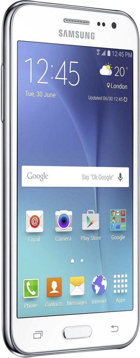 Samsung Galaxy J2 Duos J200 White 1/8GB Grade C