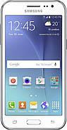 Samsung Galaxy J2 Duos J200 White 1/8GB Grade C, фото 2