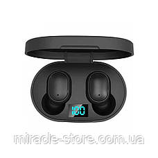 Бездротові навушники Stereo Bluetooth Headset Xiaomi AirDots PRO Black, фото 3