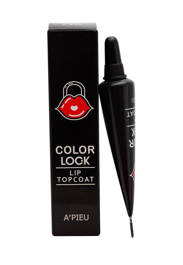 Топовое покрытие для губ A'pieu Color Lock Lip Top Coat