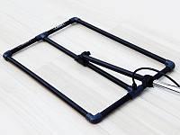 Глубинная катушка для импульсных металлоискателей 40 х 60 см, рамка