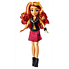 Кукла My Little Pony Equestria Girs  Сансет Шиммер 28 см, Hasbro E0631/E0348