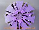 Люстра торт на 3 лампочки с LED подсветкой (7140-300), фото 9