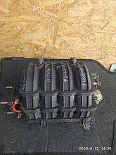 Колектор впускный Chevrolet Aveo 1.4-1.6 бензин 96542343