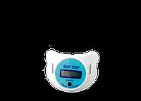 Детский цифровой термометр-соска Noncontact BABY TEMP Белый hubber-226, КОД: 1160193