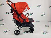 Прогулочная коляска Yoya Plus 2020 оранжевый накидка на ножки
