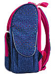 Рюкзак школьный каркасный YES H-11 Starlight , фото 2