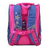 Рюкзак школьный каркасный YES H-11 Starlight , фото 3