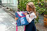 Рюкзак школьный каркасный YES H-11 Starlight , фото 5