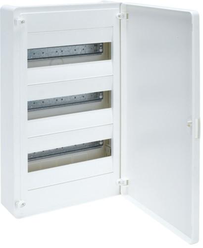 Щит GOLF 36-модулей с не прозрачными дверями VS312PD (накладной)