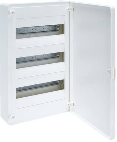Щит GOLF 36-модулей с не прозрачными дверями VS312PD (накладной), фото 2