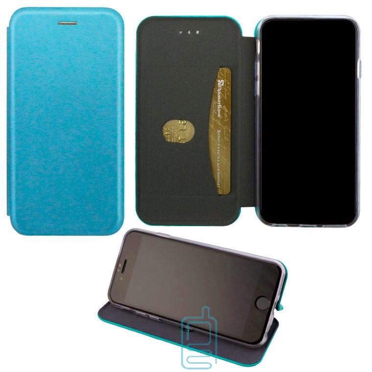 Чехол-книжка Elite Case Realme 5 Pro Blue