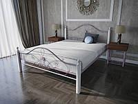 Кровать MELBI Фелиция Вуд Двуспальная 180200 см Розовый КМ-003-02-6роз, КОД: 1457343