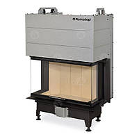Romotop HEAT C 2g L 80.52.31.01 трехсторонняя с раздельным стеклом + гильетина / 810х510/310 мм / Ø 200 мм, фото 1