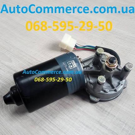 Моторчик стеклоочистителя FAW 1051, 1061 (Фав 1061) 24V, фото 2
