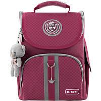 Рюкзак школьный ортопедический каркасный Kite Education College line pink K20-501S-10