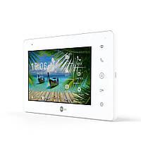 Видеодомофон NEOLIGHT SIGMA+ HD WF WHITE (сенсорный экран)