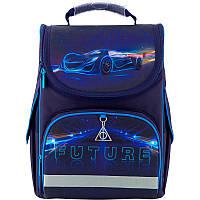 Рюкзак школьный ортопедический каркасный Kite Education Futuristic K20-501S-5