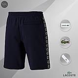 Мужской летний комплект Lacoste (поло и шорты), комплект Лакосте, фото 6
