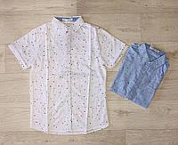 Рубашки на мальчика оптом, Buddy Boy, 8-16 лет,  № 2810