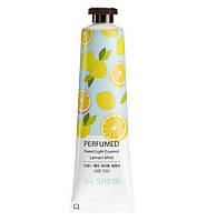 Крем-эссенция для рук парфюмированный The Saem Perfumed Hand Light Essence Lemon Mint 30 мл 88061, КОД: 1787582