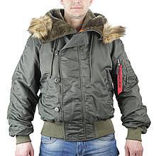 Куртка зимняя Chameleon n-2b S Olive, КОД: 1322294