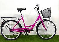 """Велосипед с низкой рамой Azimut Lady F-5 24"""", фото 1"""