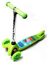 Самокат детский Micro Mini Peppa hubrbrY22603, КОД: 977764