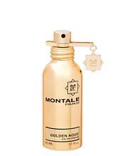 Парфюмированная вода Montale Golden Aoud для мужчин и женщин - edp 50 ml, КОД: 1587764