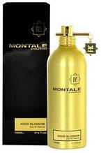 Парфюмированная вода Montale Aoud Blossom для мужчин и женщин - edp 100 ml ST2-23503, КОД: 1588157