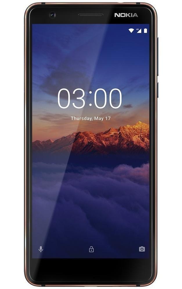 Nokia 3.1 2/16Gb Blue Grade С