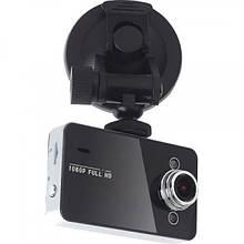 Автомобильный видеорегистратор Vehicle Blackbox DVR K6000 Черный 20053100094, КОД: 1810400