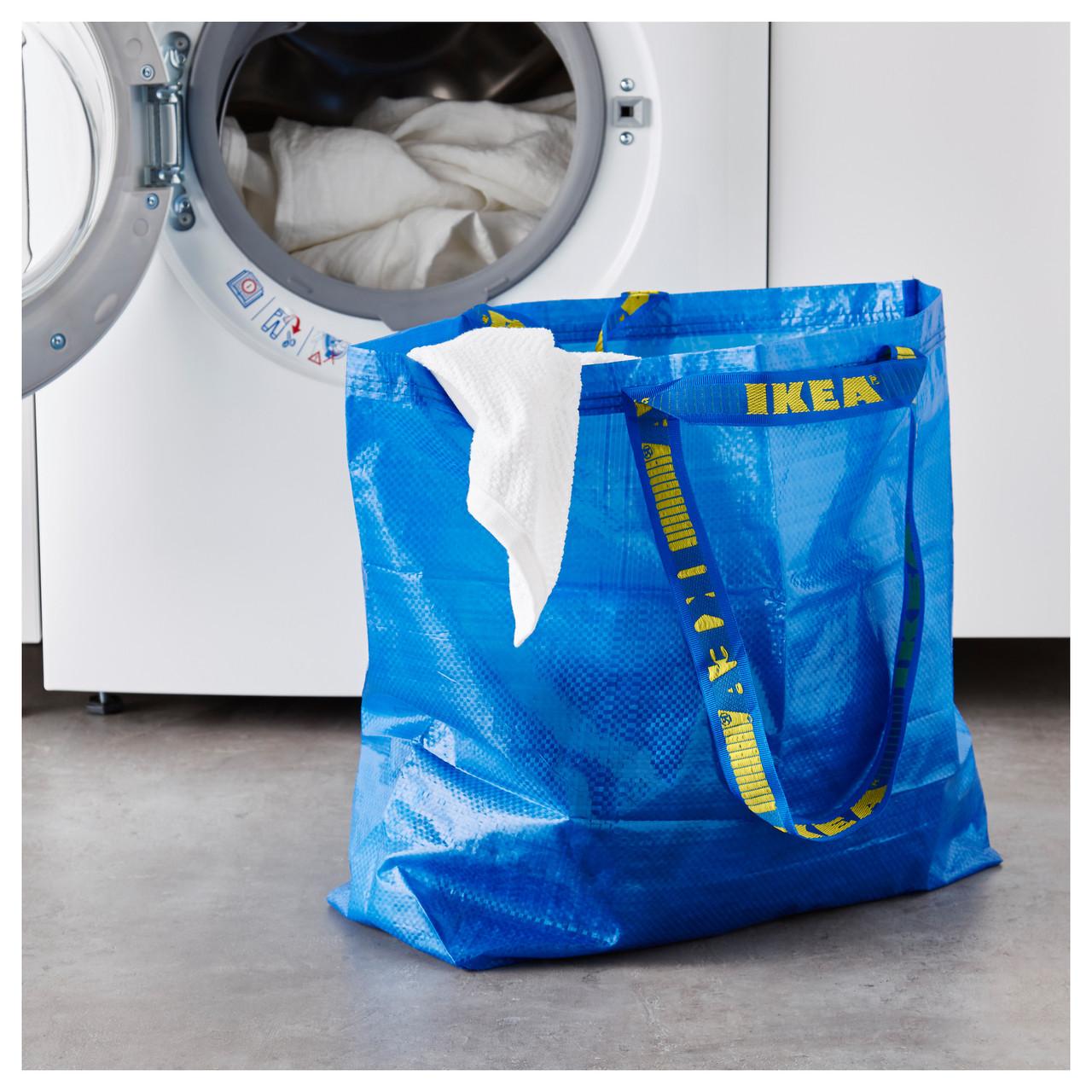 Сумка IKEA Frakta (60301707) среднего размера