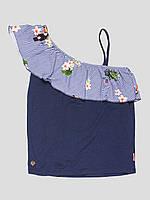 Блуза Vingino 128 см Синий 1836002, КОД: 1666340