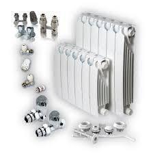 Радиаторы отопления и комплектующие