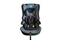 Детское автомобильное кресло 2 в 1 ТМ LINDO Темно-серый HB 616 HB 616 т.сірий, КОД: 1726708