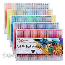 Акварельні маркери 100